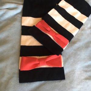 Kate Spade 100% wool scarf